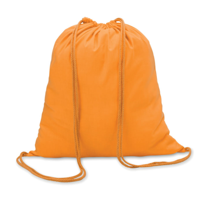 Picture of COTTON 100 GSM DRAWSTRING BAG