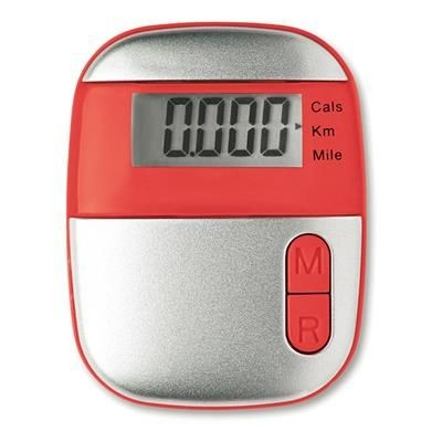 Picture of PEDOMETER in Red