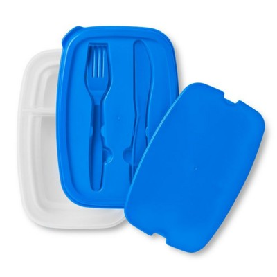 Picture of LUNCH BOX with 2 Compartments