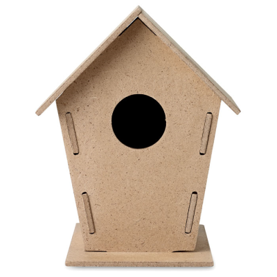 Picture of WOOD BIRD HOUSE