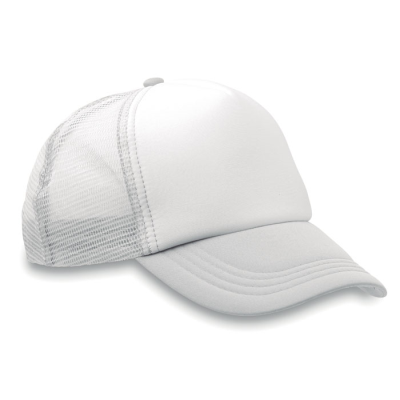 Picture of TRUCKER CAP in White