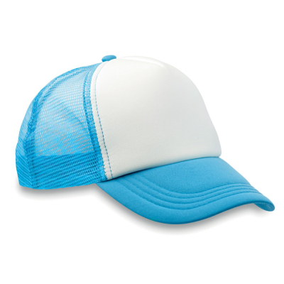 Picture of TRUCKERS CAP in Turquoise