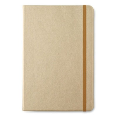 Picture of GOLDIES BOOK A5 NOTE BOOK in Gold