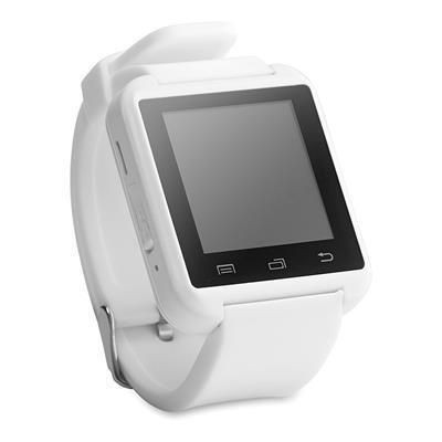 Picture of SMARTONE BLUETOOTH MULTIFUNCTION SMART WATCH in White