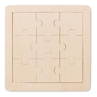 Picture of WOOD PUZZLE in Wood