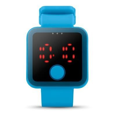Picture of LED WATCH in Turquoise