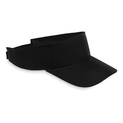 Picture of POLYESTER VISOR in Black
