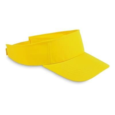 Picture of POLYESTER VISOR in Yellow