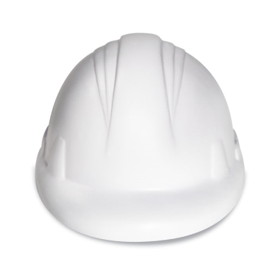 Picture of PU ANTI STRESS WORKER HELMET in White