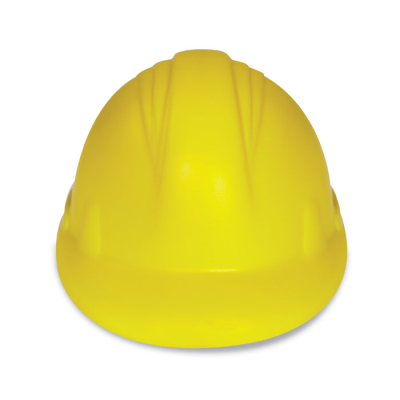 Picture of PU ANTI STRESS WORKER HELMET in Yellow