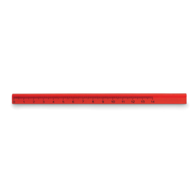 Picture of CARPENTERS PENCIL with Ruler