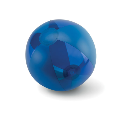 Picture of INFLATABLE BEACHBALL in Blue
