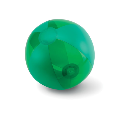 Picture of INFLATABLE BEACHBALL in Green