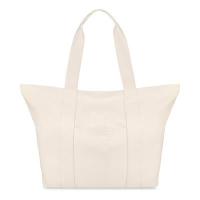 Picture of COTTON BEACH BAG in Beige