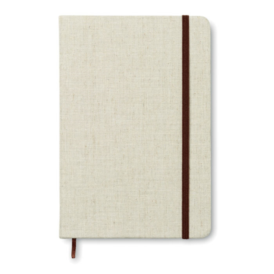 Picture of A5 CANVAS NOTE BOOK