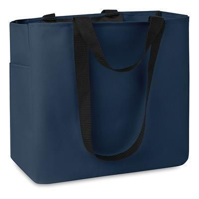 Picture of SHOPPER TOTE BAG in Blue