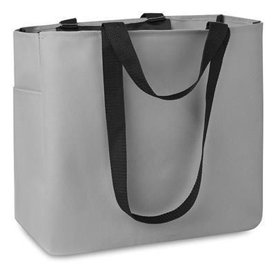 Picture of SHOPPER TOTE BAG in Grey