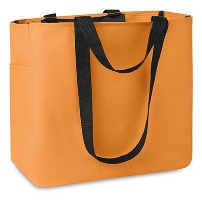 Picture of SHOPPER TOTE BAG in Orange