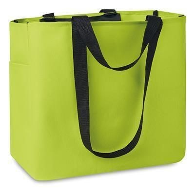Picture of SHOPPER TOTE BAG in Lime