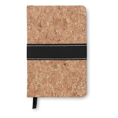 Picture of A6 CORK NOTE BOOK