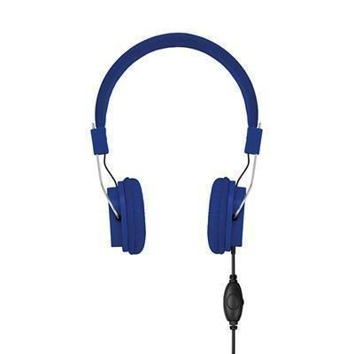 Picture of HEADPHONES in Royal Blue
