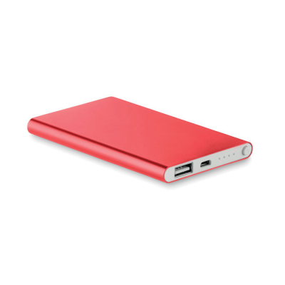 Picture of FLAT POWER BANK 4000 MAH