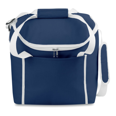 Picture of 600D POLYESTER COOL BAG in Blue