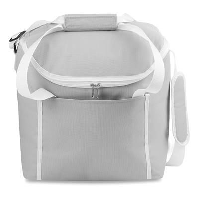 Picture of 600D POLYESTER COOL BAG in Grey