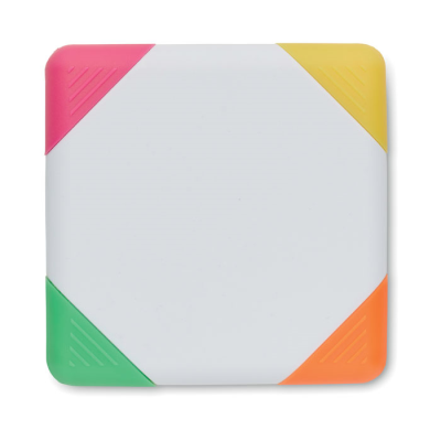 Picture of MARKER SQUARE 4 in White