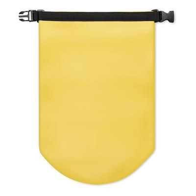 Picture of WATERPROOF BAG PVC 10L in Yellow
