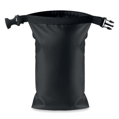 Picture of WATERPROOF SMALL BAG PVC in Black