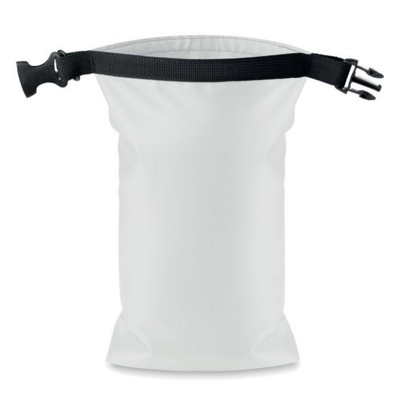 Picture of WATER RESISTANT BAG PVC SMALL in White