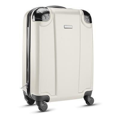 Picture of RETRO ABS CABIN LUGGAGE in Beige