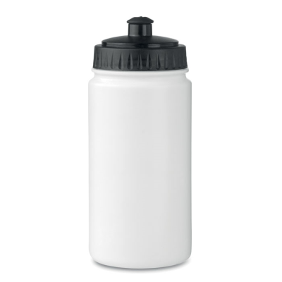 Picture of SPORTS DRINK BOTTLE 600ML in White