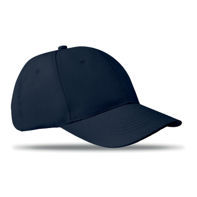 Picture of 6 PANEL STRUCTURED CAP in Blue