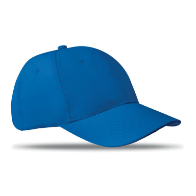 Picture of 6 PANEL STRUCTURED CAP in Royal Blue