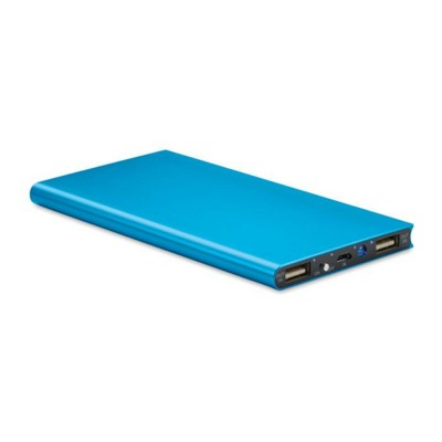 Picture of POWERFLAT8 POWER BANK 8000 MAH in Blue