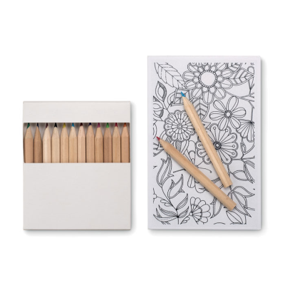 Picture of PAINT & RELAX DRAWING ADULT SET