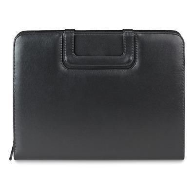 Picture of SAGUENAY A4 SIZE ZIPPERED PORTFOLIO in PU