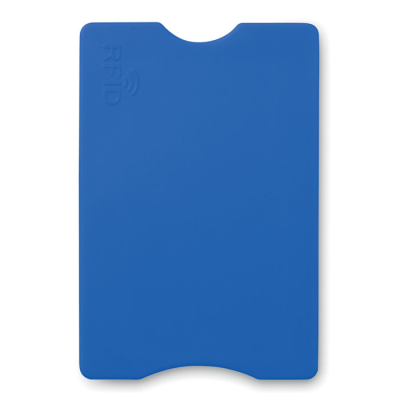 Picture of PROTECTOR RFID CREDIT CARD PROTECTOR in Blue