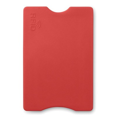 Picture of PROTECTOR RFID CREDIT CARD PROTECTOR in Red