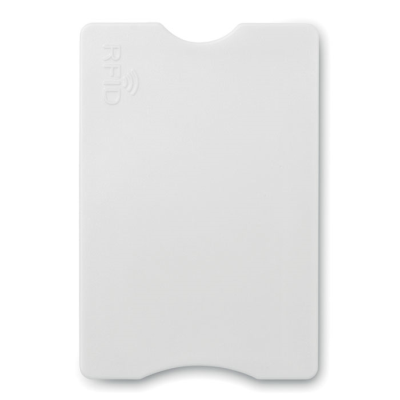 Picture of PROTECTOR RFID CREDIT CARD PROTECTOR in White