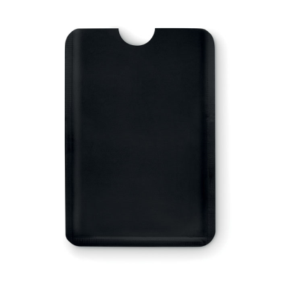 Picture of PLASTIC RFID DATA PROTECTOR in Black