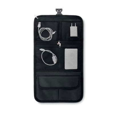 Picture of TRAVEL ACCESSORIES BAG in Black
