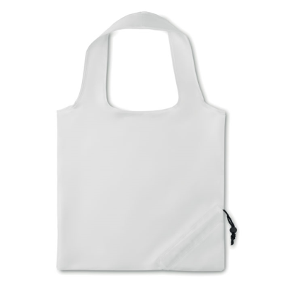 Picture of 210D POLYESTER FOLDING BAG in White