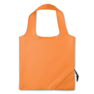 Picture of 210D POLYESTER FOLDING BAG in Orange