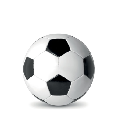 Picture of FOOTBALL BALL in Black & White