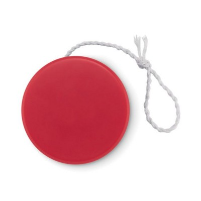 Picture of PLASTIC YOYO in Red