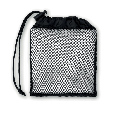 Picture of SPORTS TOWEL with Pouch in White