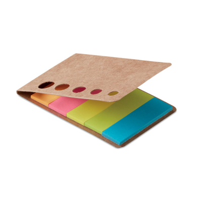 Picture of STICKY NOTES with 5 Colours